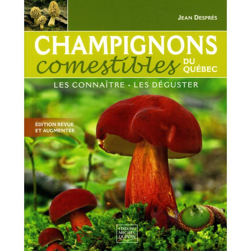 Champignons Comestibles Du Québec - NE