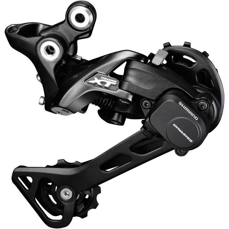Dérailleur arrière DeoreXT RD-M8000 SGS 11vShadow+ Noir