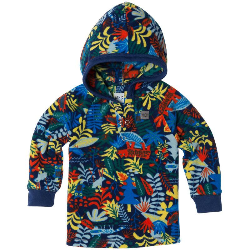 Bambini Pullover Pimento Wild Forest Print