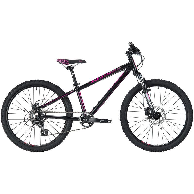 Vélo Ace Ltd. Noir/Rose