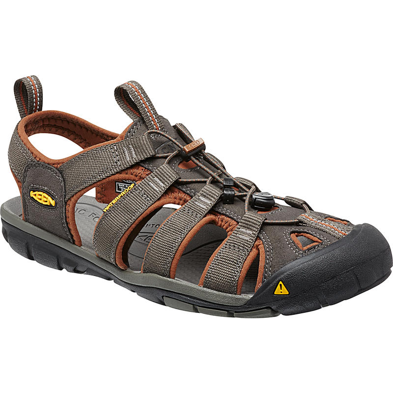Clearwater CNX Sandals Raven/Tortoise Shell