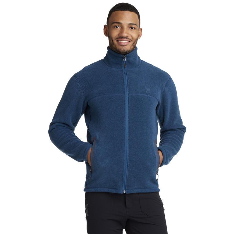 Ember Jacket Deep Lagoon Heather