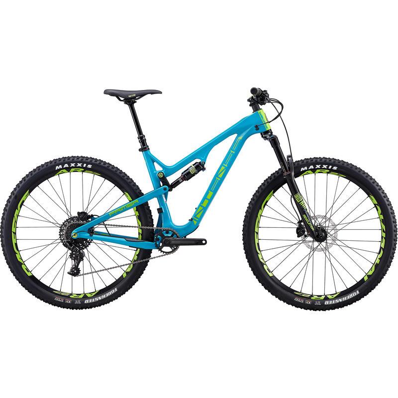 Vélo Primer - série Foundation 2018 Bleu/Vert