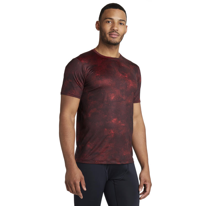 T1 Short-Sleeved Crew Interstellar Print