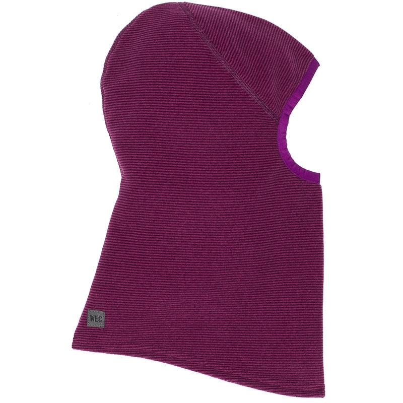 Balaclava Petunia-Potent Purple Piccolo Stripe