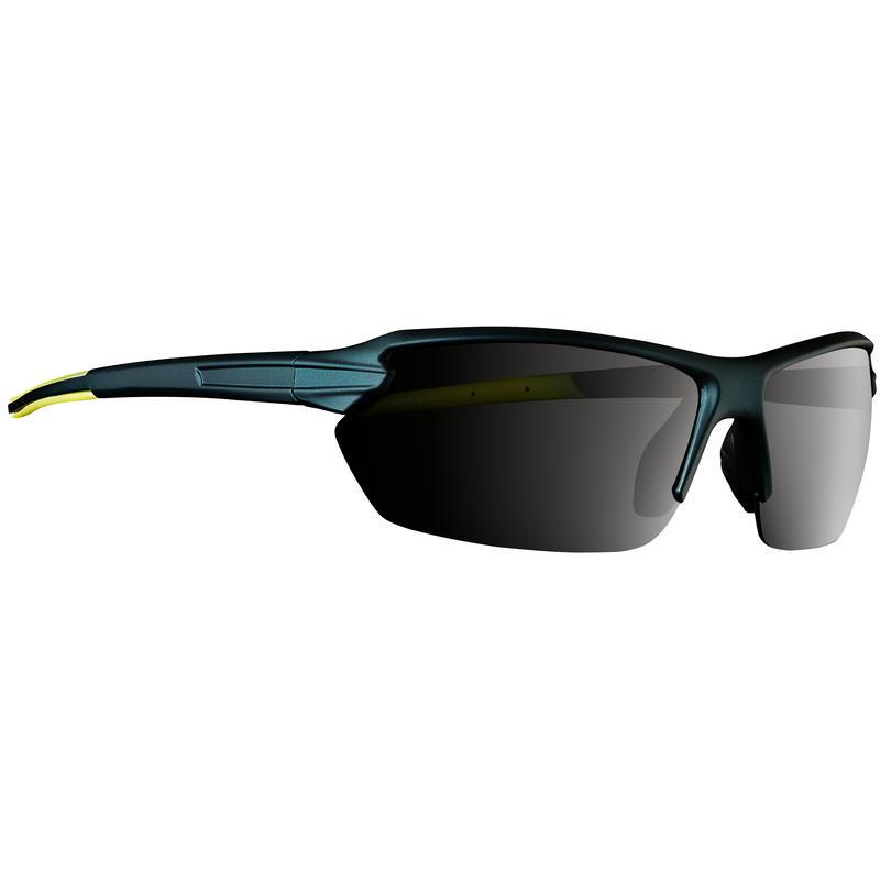 Velocity Sunglasses SoftTouchMetallicTeal/PolarGrey w/SilverFlashMirro