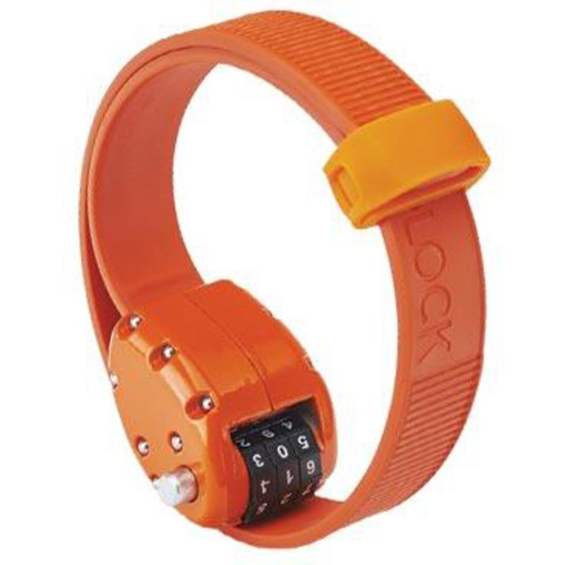 Cadenas à collier Orange OTTO
