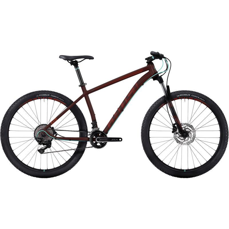 Vélo Kato 7 (27,5 po) Rouge/Bleu