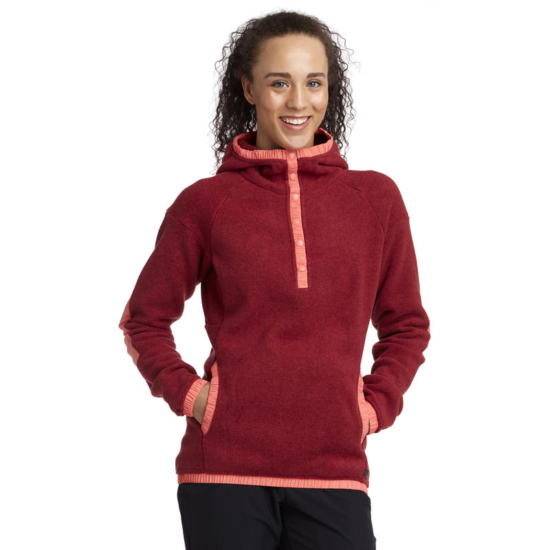 Campfire Hoodie Red Oxide