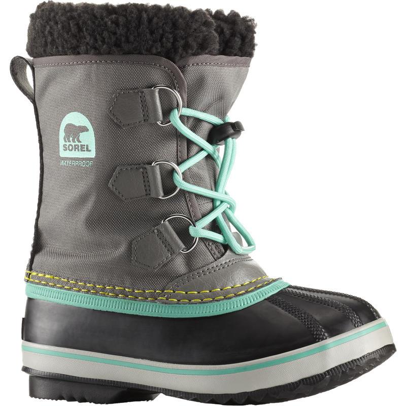 Yoot Pac Nylon Winter Boots Quarry