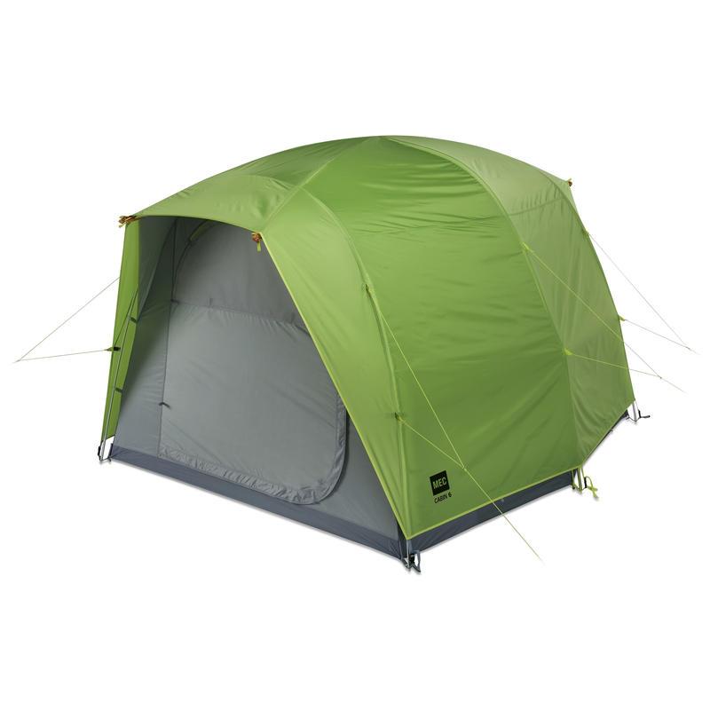 Tente Cabin 6 Goyave/Pomme acidulée