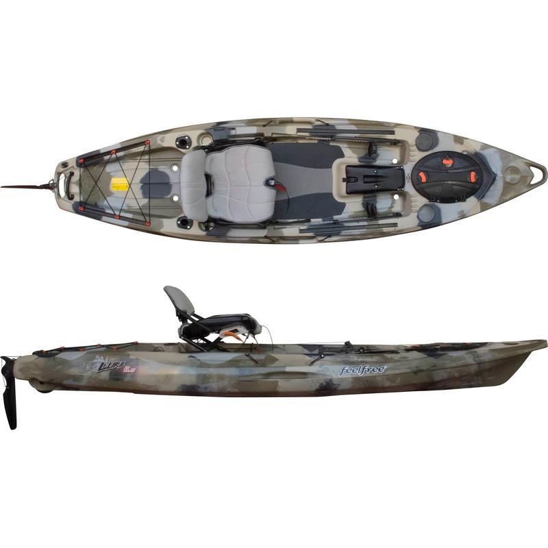 Kayak Lure 11,5 Camouflage désert