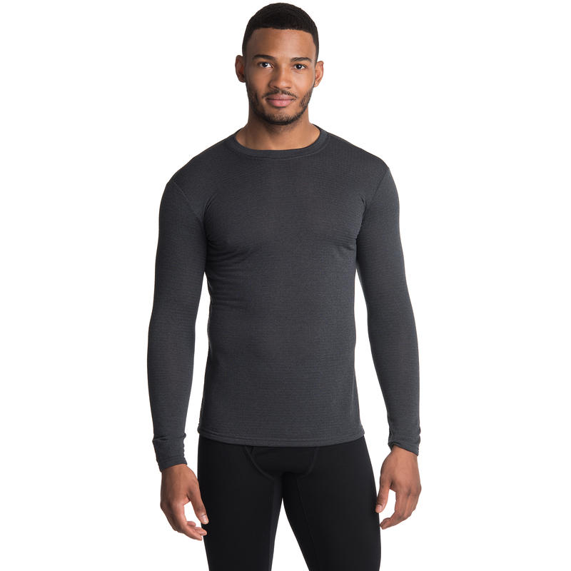 T3 Long-Sleeved Crew Eclipse Heather