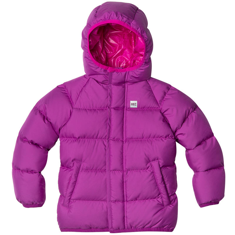 Snowdrift Jacket Potent Purple