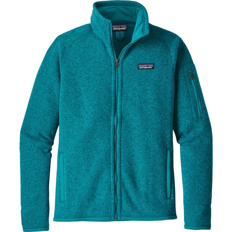 Chandail Better Sweater Bleu Elwha