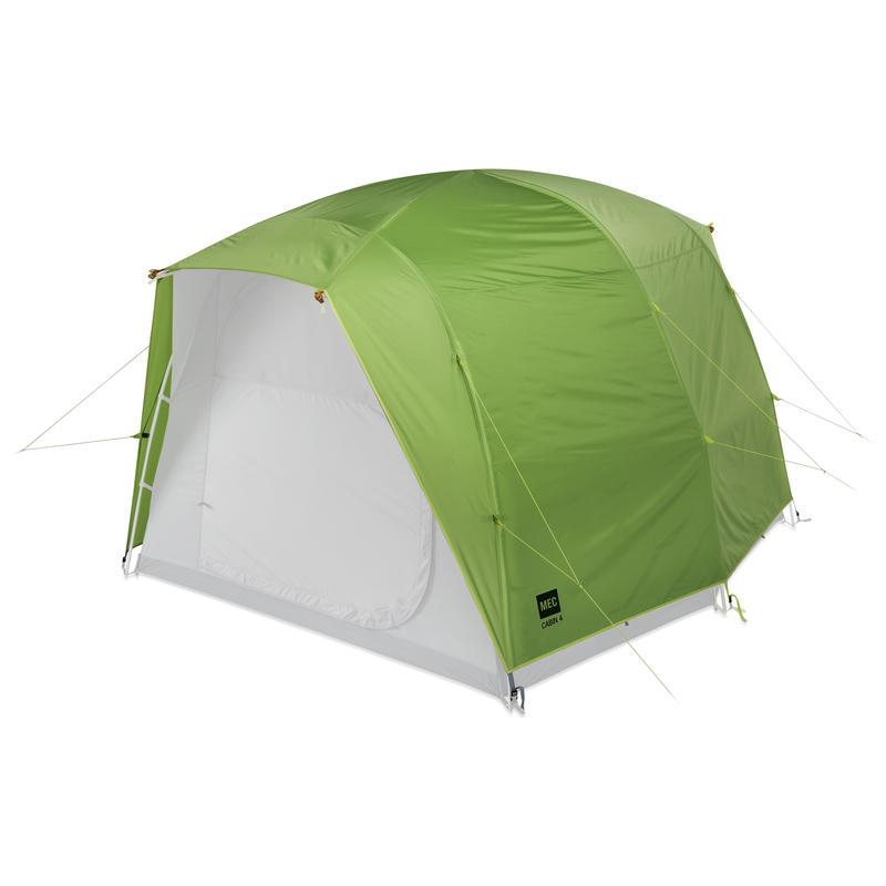 Double toit pour tente Cabin 4 Goyave/Pomme acidulée