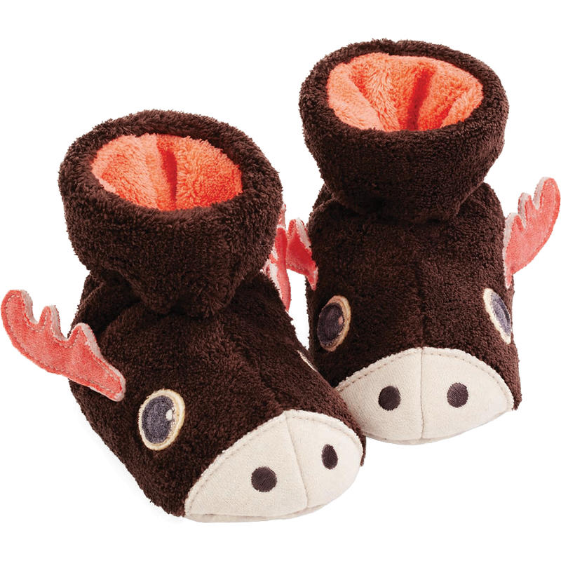 Easy Critter Booties Moose