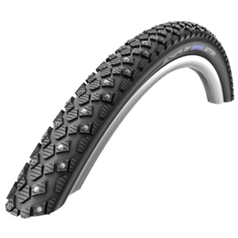 "Marathon Winter HS 396 24"" Wire Tire Black"