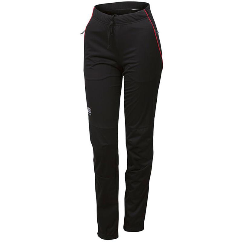 Pantalon coupe-vent Engadin Noir