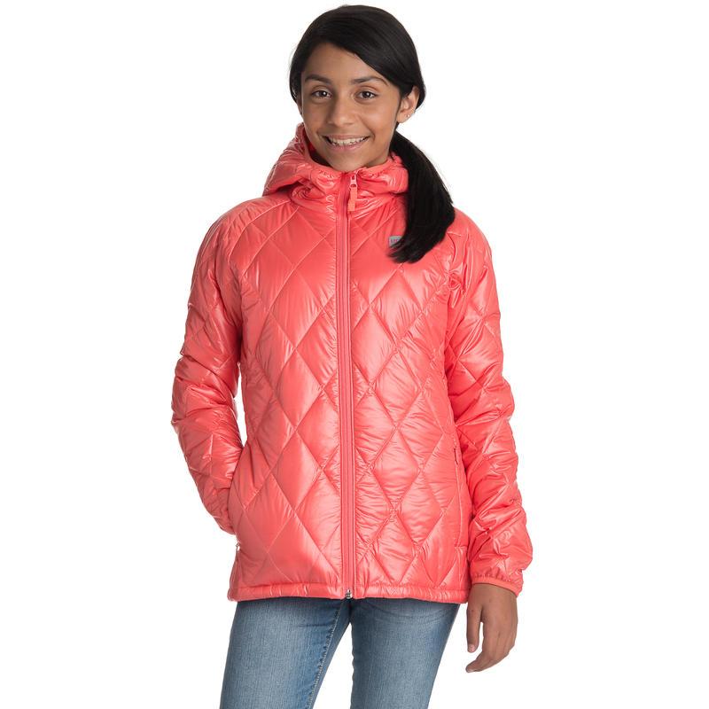 Manteau à capuchon Upshot Récif de corail