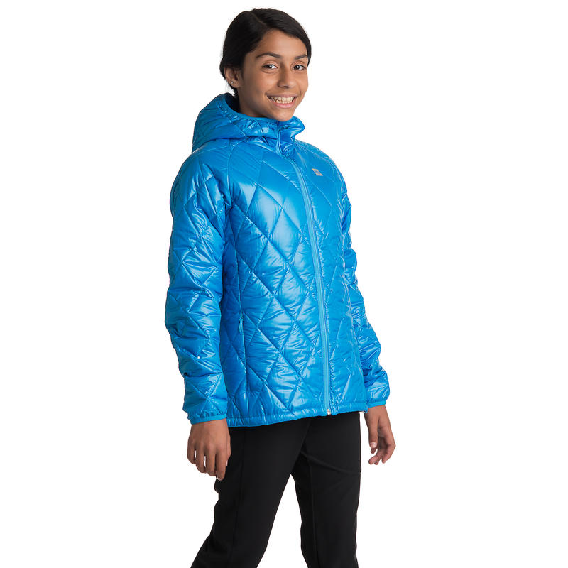 Manteau à capuchon Upshot Bleu Yonder