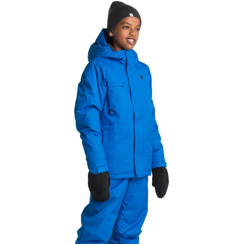 Camber Jacket Cobalt
