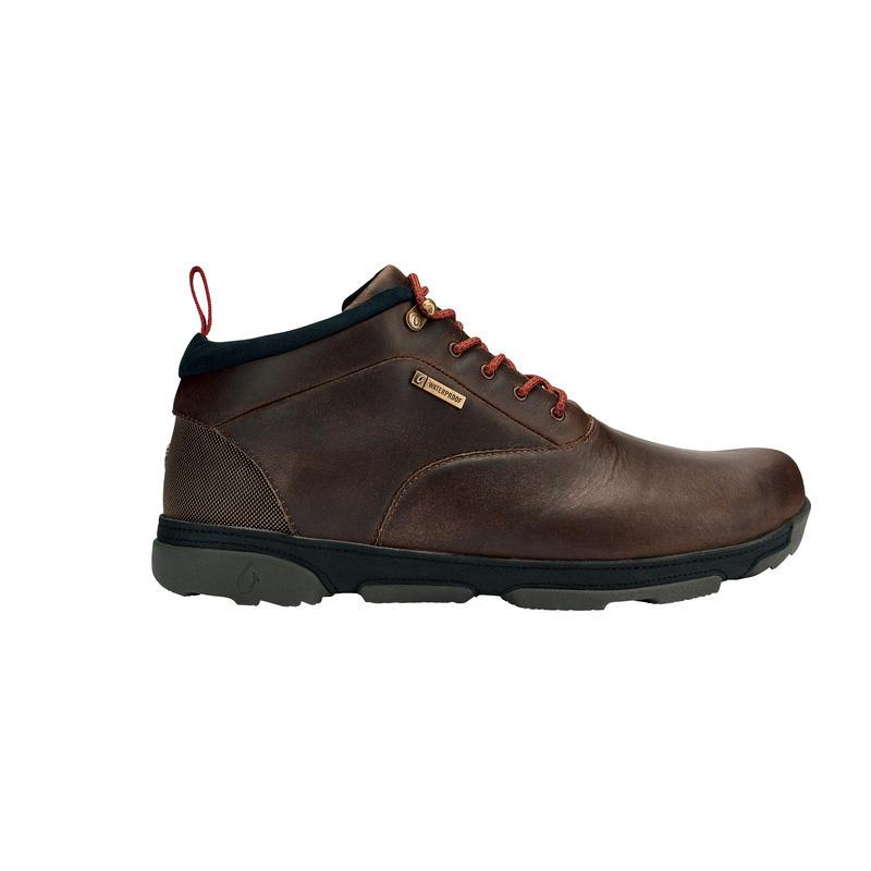 Chaussures Kualono WP Caroube/Noir