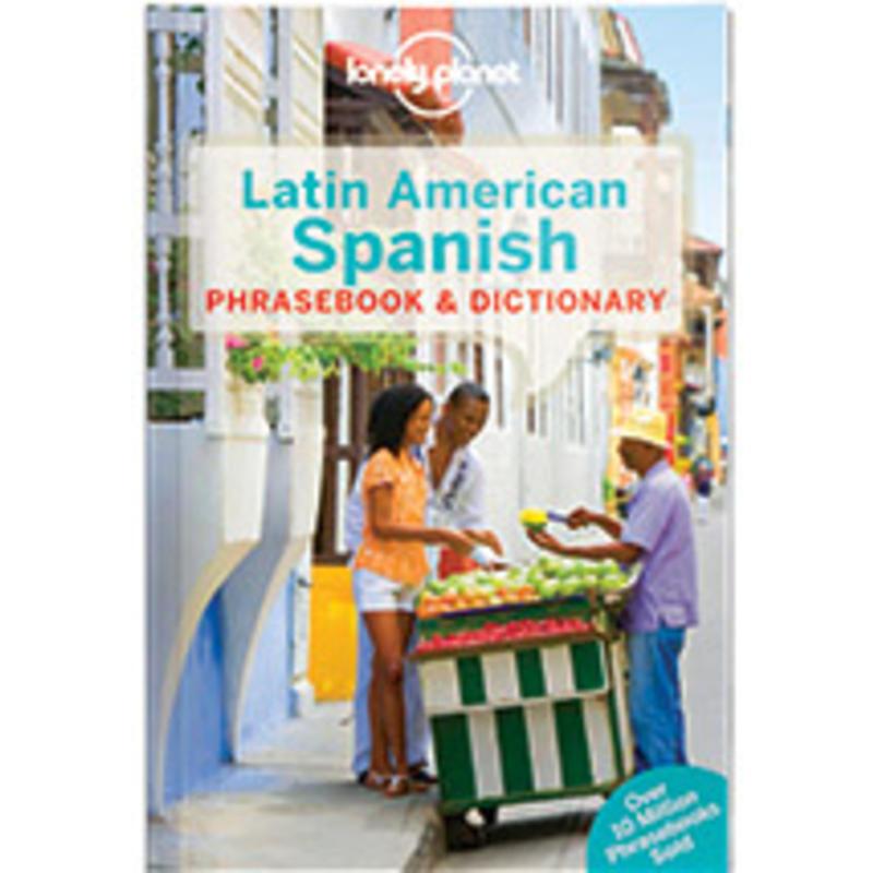 Latin American Spanish Phrasebook 8th Edition