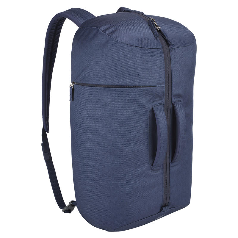 Annex Duffle Bag Midnight Blue Heather