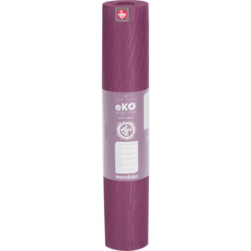 Tapis de yoga Eko (5 mm) Açaï