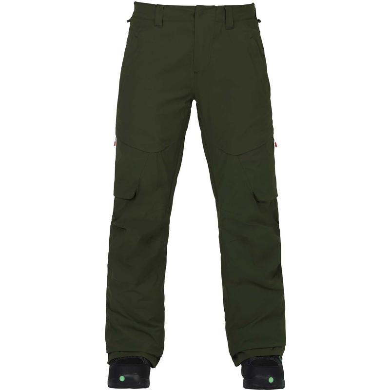 [ak] 2L Summit Pants Forest Night