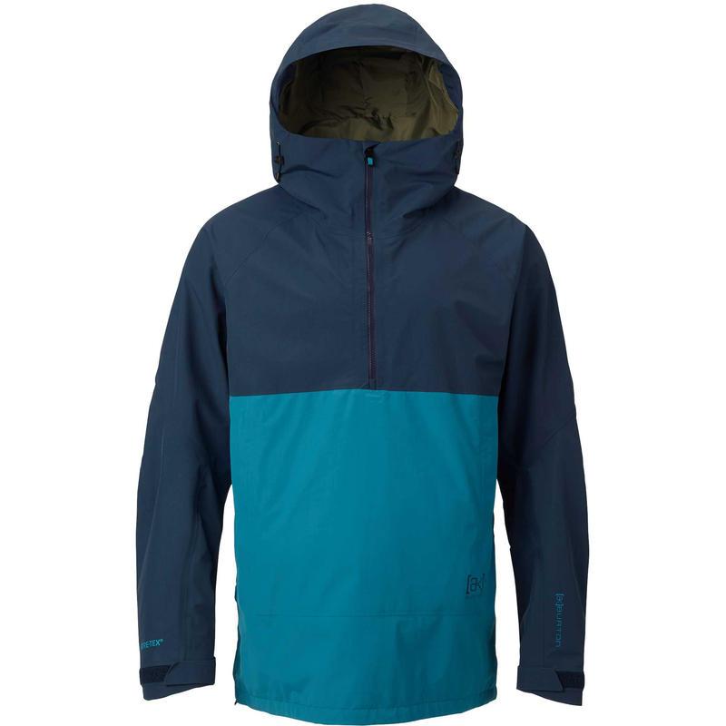 Anorak Velocity en GORE-TEX [ak] Alpiniste/Humeur indigo