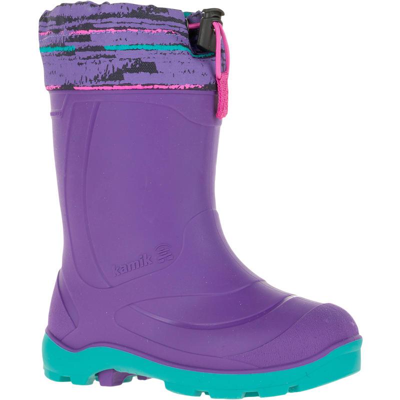 Bottes Snobuster2 Purple/Teal