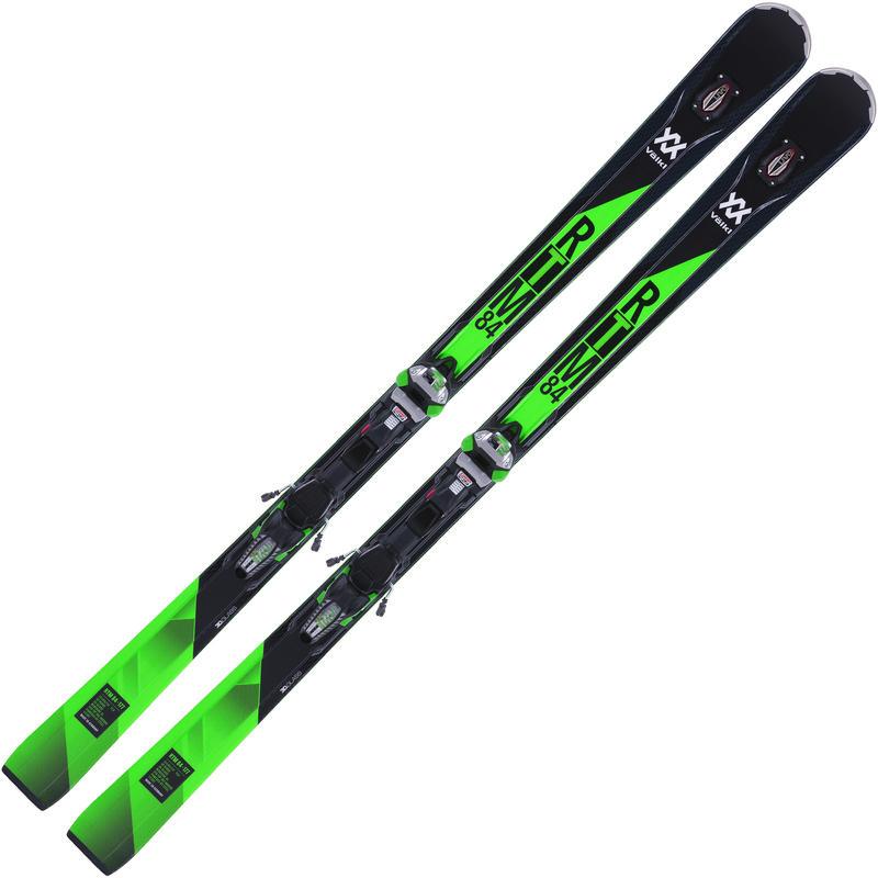 Skis RTM 84 avec fixations
