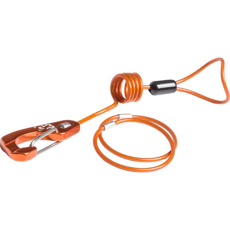 Lanières de sécurité pour fixations Ion LT Orange