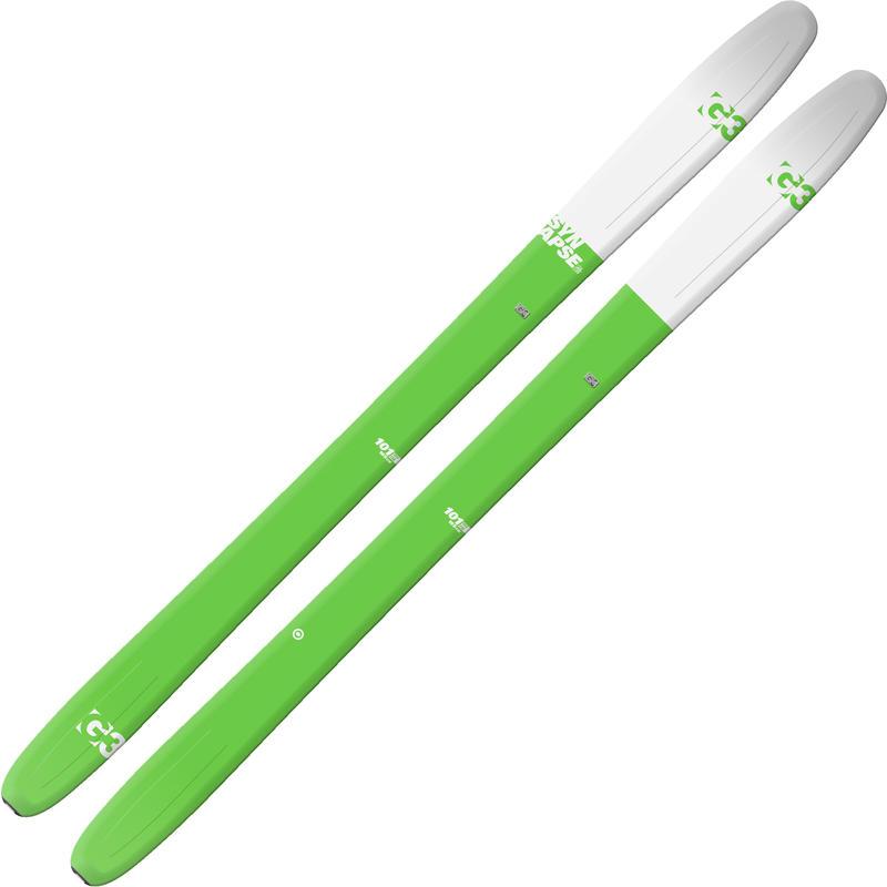 Skis Synapse 101 Vert/Blanc