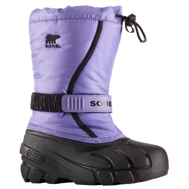 Flurry TP Winter Boots Paisley Purple