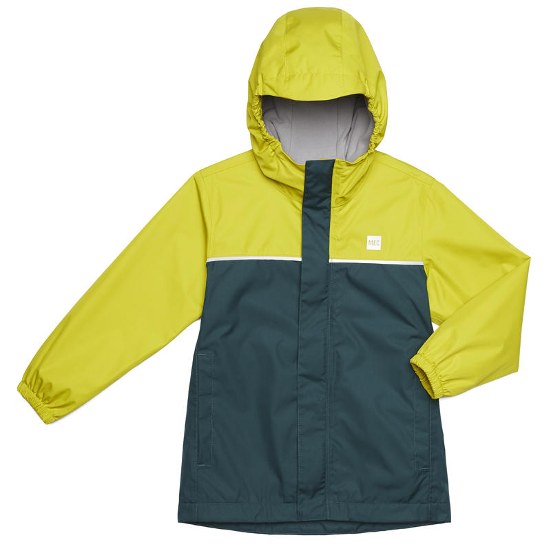 Aquanator Plus Jacket Lima/Wild Alpine