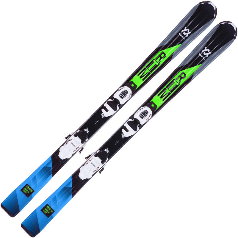 Skis RTM Jr. avec fixations 7.0