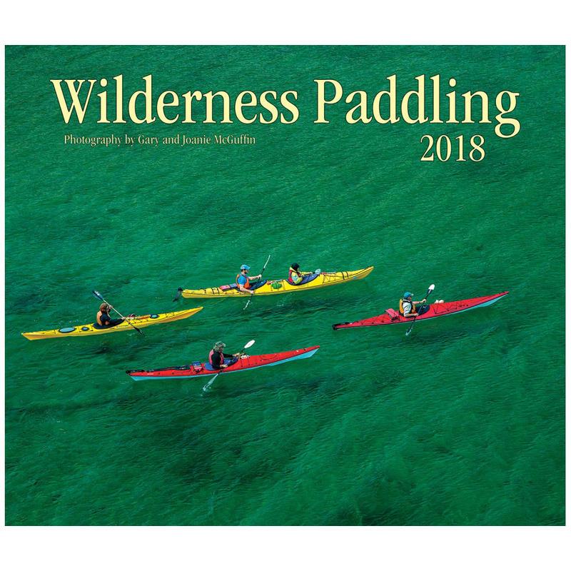 2018 Wilderness Paddling Calendar