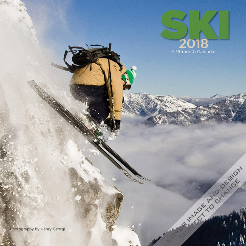 2018 Ski Calendar