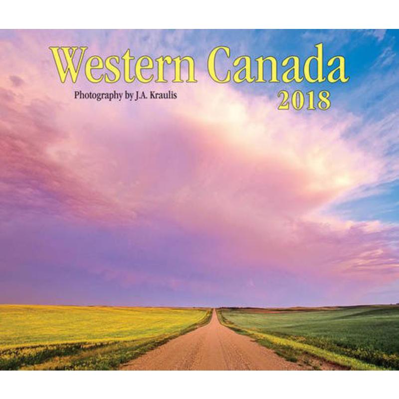 2018 Western Canada Calendar