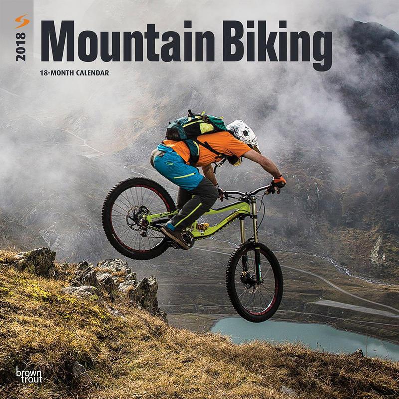2018 Mountain Bike Calendar