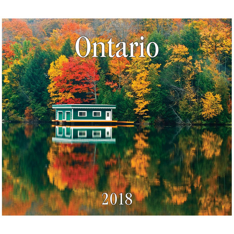 Calendrier Ontario 2018
