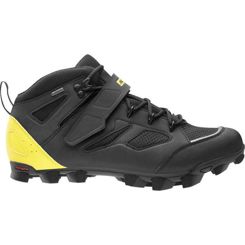 Chaussures de vélo XA Pro H2O GTX Noir/Jaune