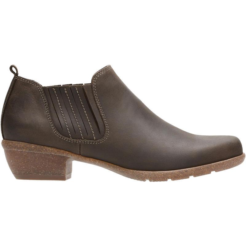 Chaussures Wilrose Jade Brun Nubuck