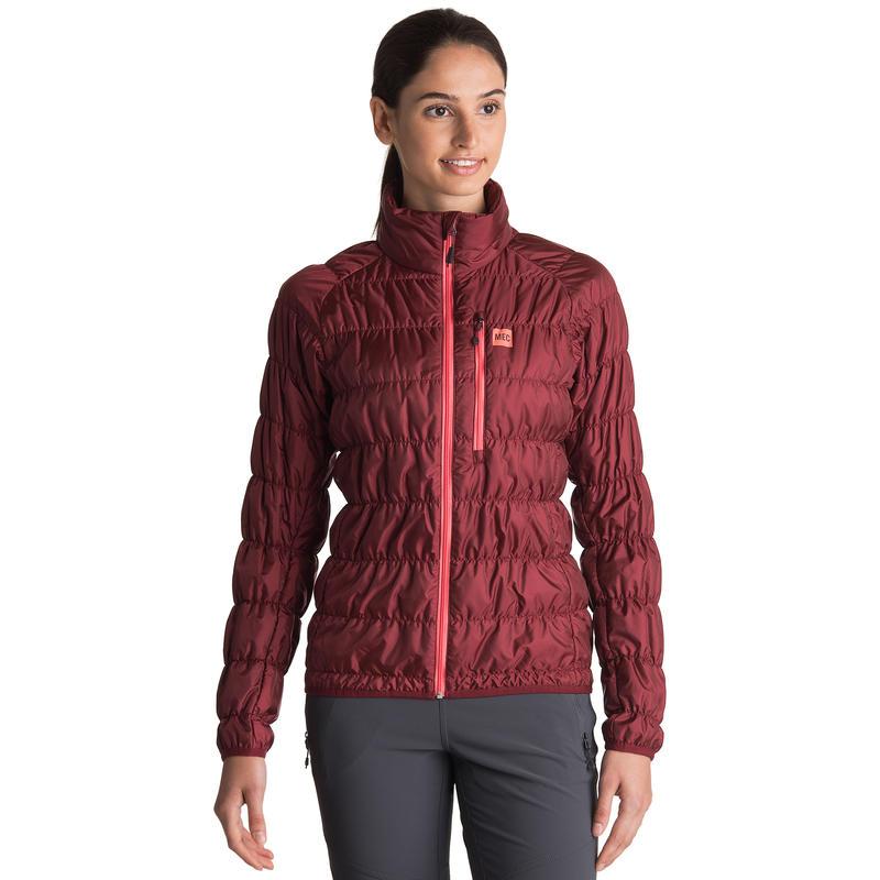 Uplink Jacket Red Oxide