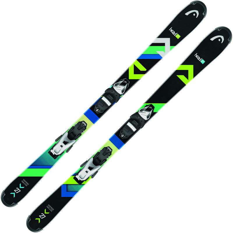 Souphead SLR II Jr. Skis with Bindings