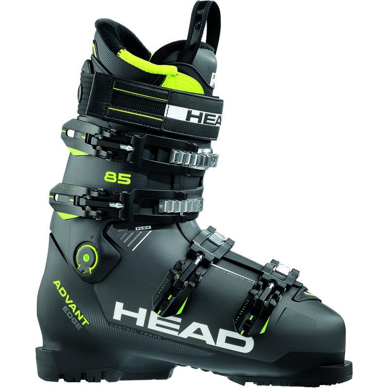 Bottes de ski Advant Edge 85 Anthracite/Noir