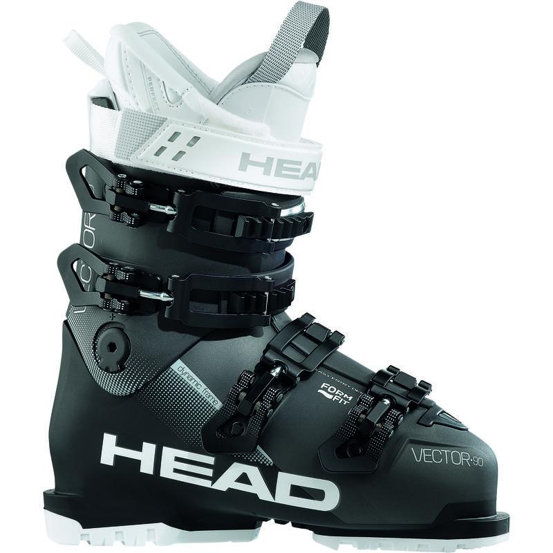 Bottes de ski Vector Evo 90 Anthracite/Noir